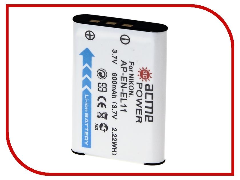 Аккумулятор AcmePower EN-EL11