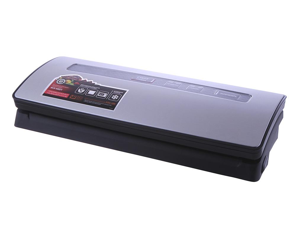 Вакуумный упаковщик Redmond RVS-M021 Grey Metallic