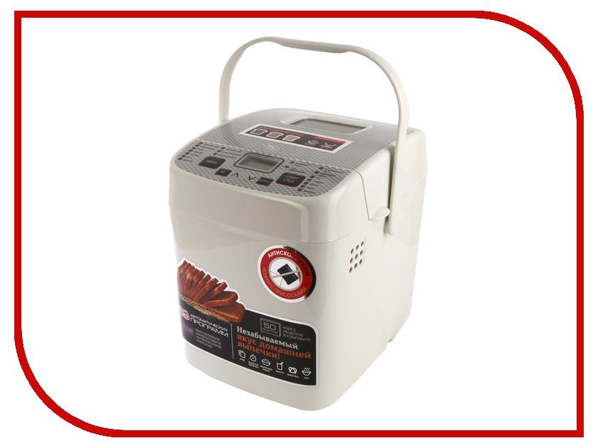Хлебопечь Redmond RBM-M1908 White bread maker redmond rbm m1911 free shipping bakery machine full automatic multi function zipper