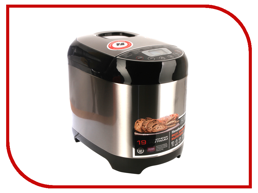 Хлебопечь Redmond RBM-M1911 bread maker redmond rbm m1911 free shipping bakery machine full automatic multi function zipper