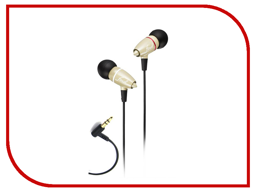 Наушники Final Audio Adagio II Cream<br>
