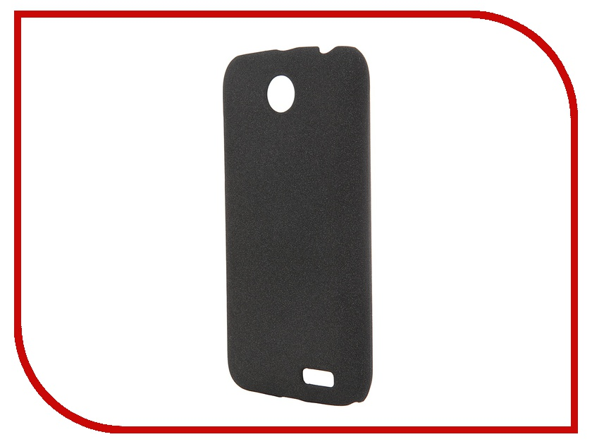 Аксессуар Чехол Lenovo A516 IT Baggage Black ITLNA516Q-1<br>