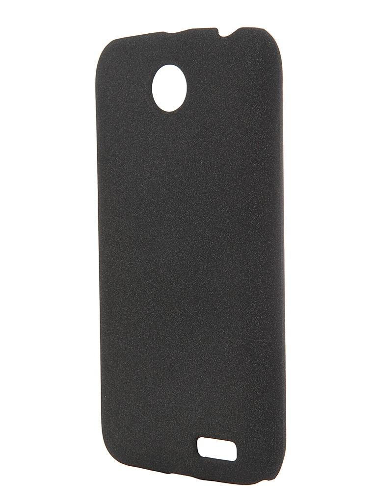 Аксессуар Чехол Lenovo A516 IT Baggage Black ITLNA516Q-1<br>