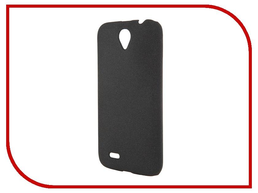 Аксессуар Чехол Lenovo A850 IT Baggage Black ITLNA850Q-1<br>