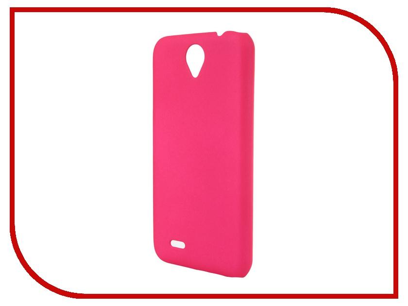 Аксессуар Чехол Lenovo A850 IT Baggage Light Pink ITLNA850T-3<br>