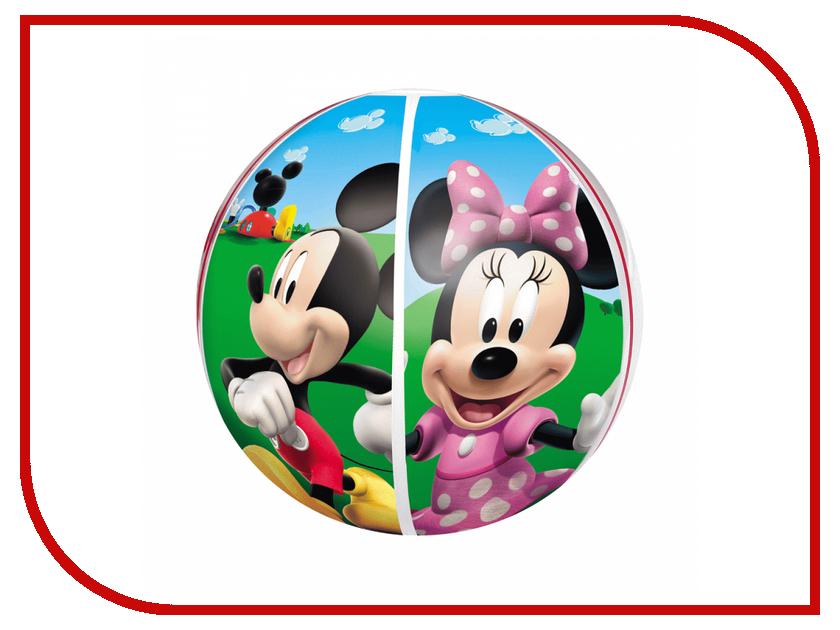 Надувная игрушка BestWay Mickey Mouse 91001 надувной матрас детский bestway mickey mouse 91006b 119x61