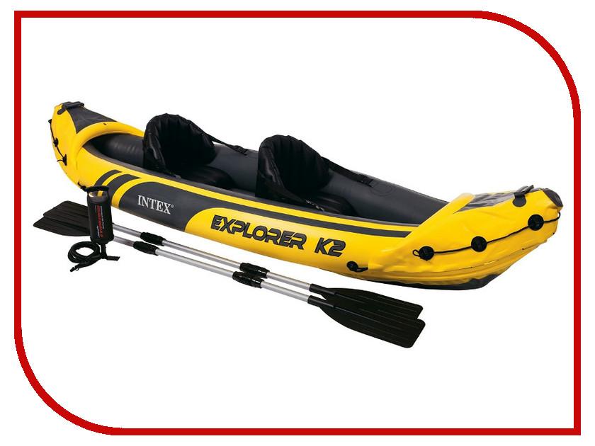 Надувная лодка Intex 68307