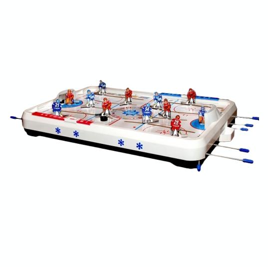 Настольная игра Спорт Тойз Хоккей большой О-1 52204 игра настольная хоккей