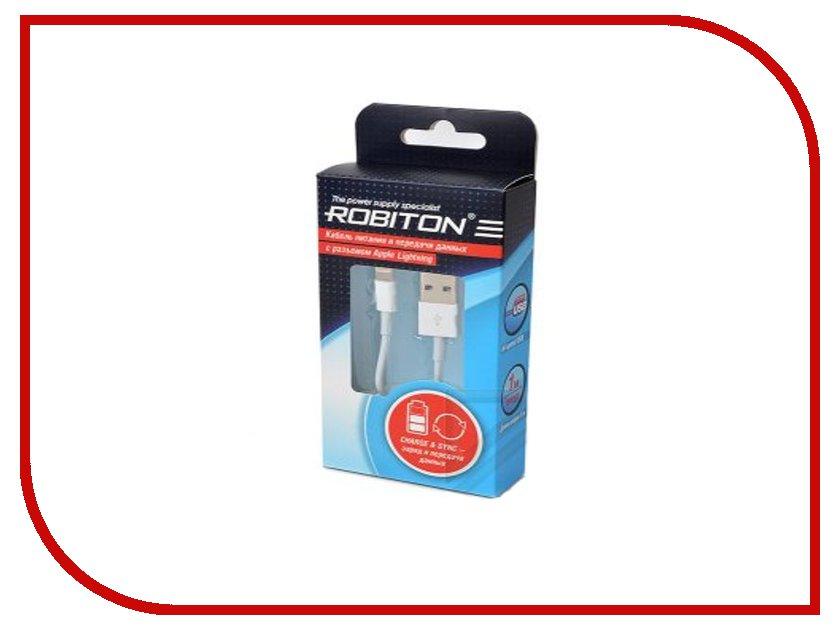 Аксессуар Robiton USB - P3-Apple Lightning 1m 12681<br>