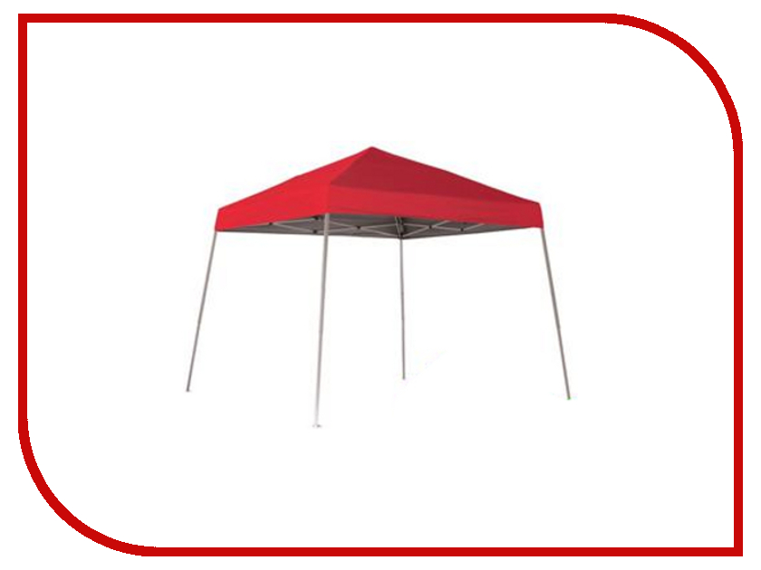 Шатер Shelterlogic Pop Up 2.4 x 2.4m Red 22978