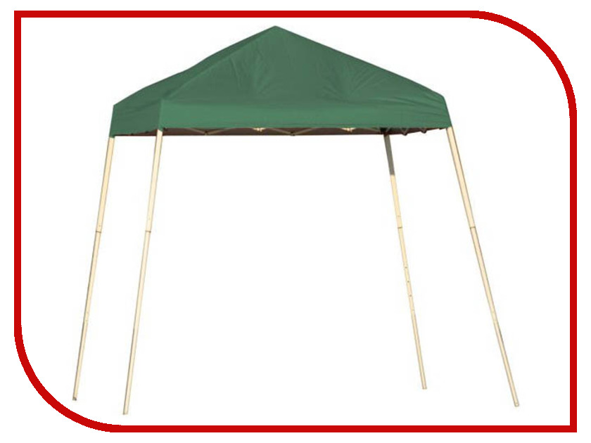 Шатер Shelterlogic Pop Up 2.4 x 2.4m Green 22972