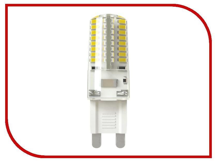 Лампочка Ecola G9 LED 3.0W Corn Micro 220V 2800K G9RW30ELC лампочка ecola globe led e14 7w g45 220v 4000k k4lv70elc