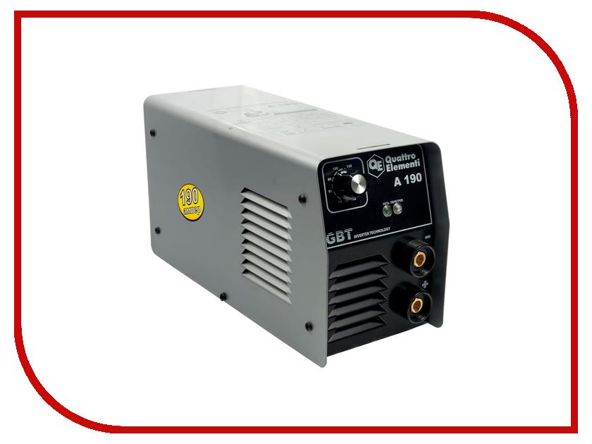 Сварочный аппарат Quattro Elementi A 190 640-155<br>