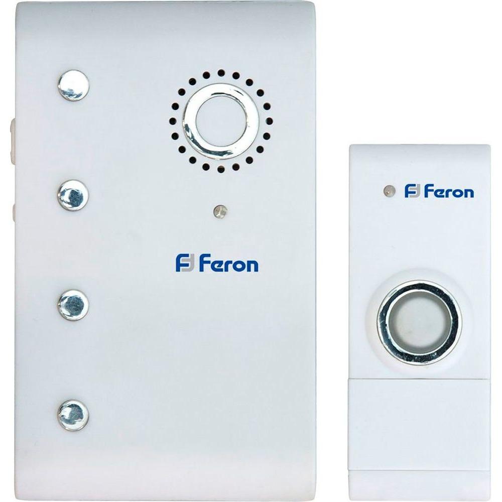 Звонок дверной Feron E-367 беспроводной