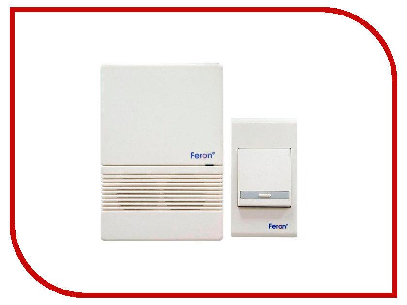 Звонок дверной Feron T-168 беспроводной