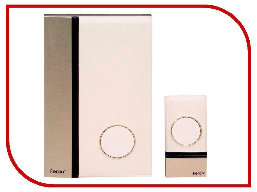 Звонок дверной Feron W-628 беспроводной<br>