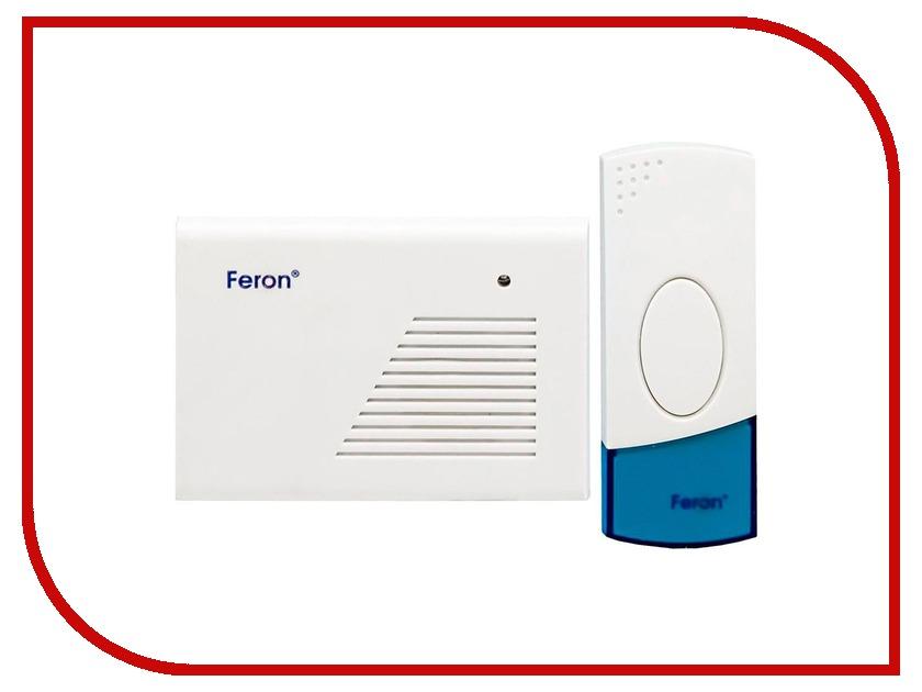 Звонок дверной Feron H-118B беспроводной