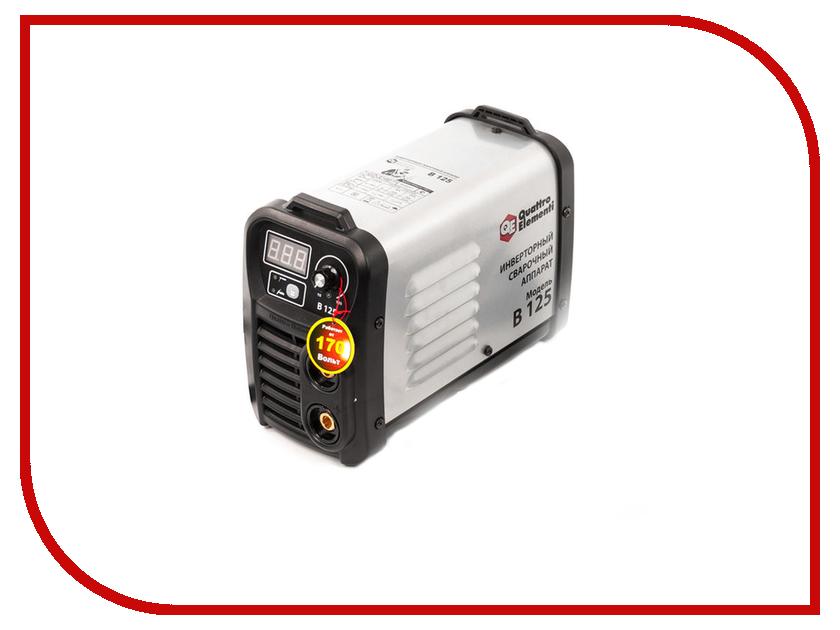 Сварочный аппарат Quattro Elementi B 125 772-388 мойка высокого давления quattro elementi