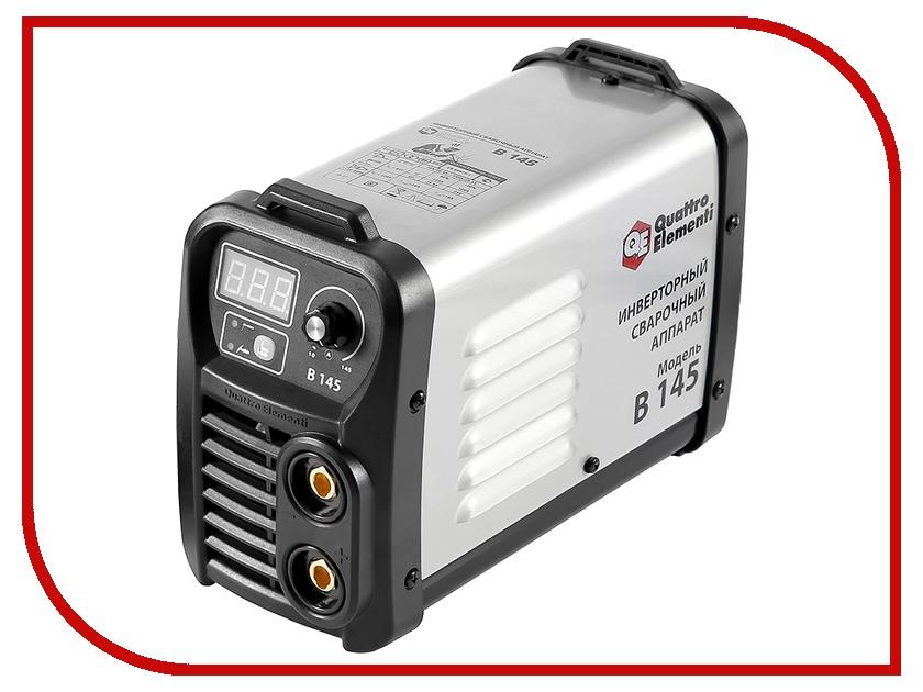 Сварочный аппарат Quattro Elementi B 145 772-395<br>