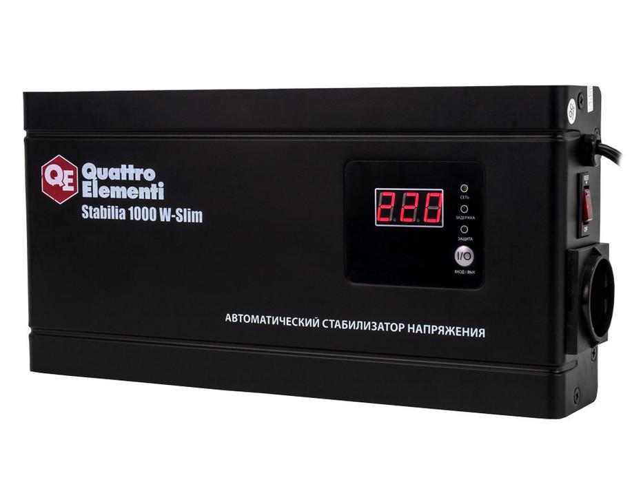 Стабилизатор Quattro Elementi Stabilia 1000 W-Slim 772-562