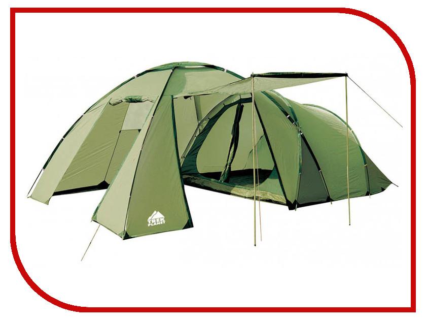 Палатка Trek Planet Montana 4 Khaki-Khaki 70240 люстра потолочная eurosvet 3305 5 белый с золотом прозрачный