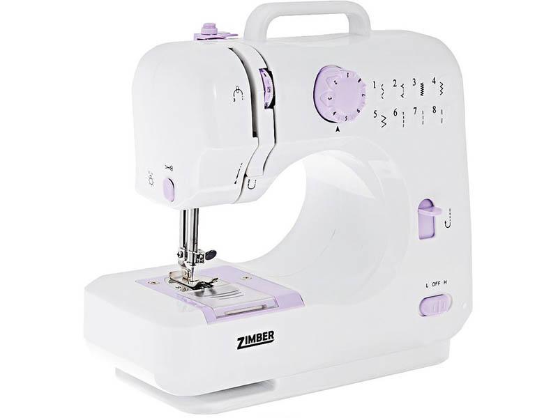 Швейная машинка Zimber ZM-10935 миксер zimber zm 10646