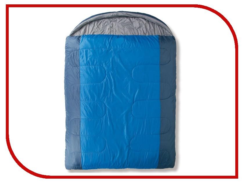 Cпальный мешок Trek Planet Safari Double Blue-Blue 70369