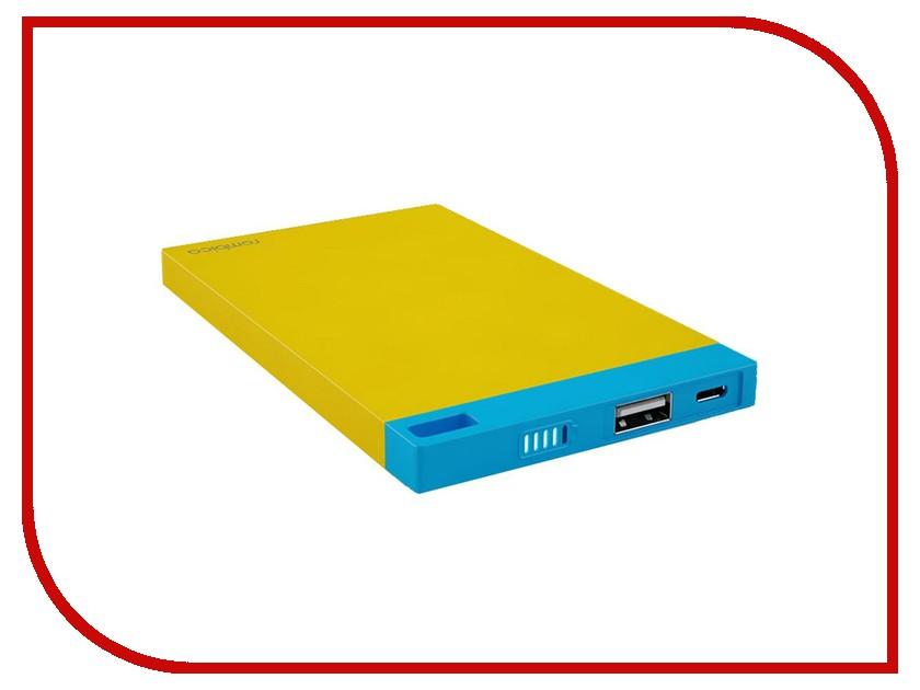 Аккумулятор Rombica NEO NP60 6000mAh Yellow NP-00060YW