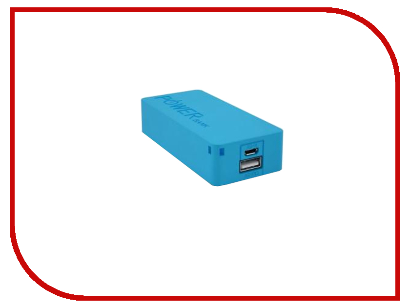 Аккумулятор Rombica NEO NP50 5200 mAh Blue<br>
