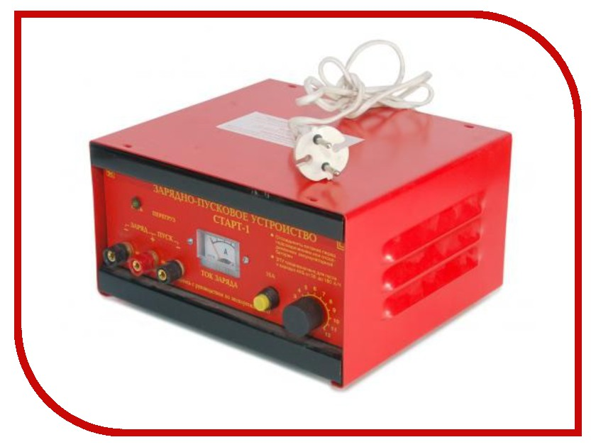 Зарядное устройство для автомобильных аккумуляторов Электроприбор / НикМА Артас ЗПУ Старт-1
