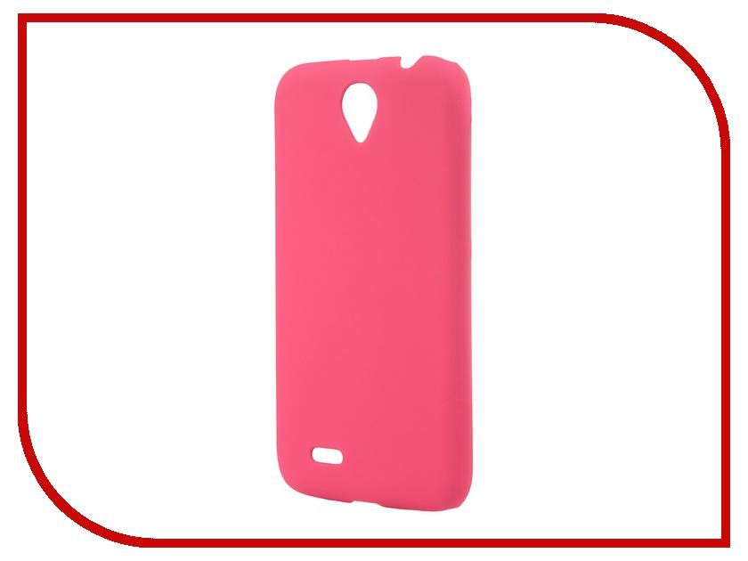 Аксессуар Чехол Lenovo A850 IT Baggage Pink ITLNA850Q-3<br>