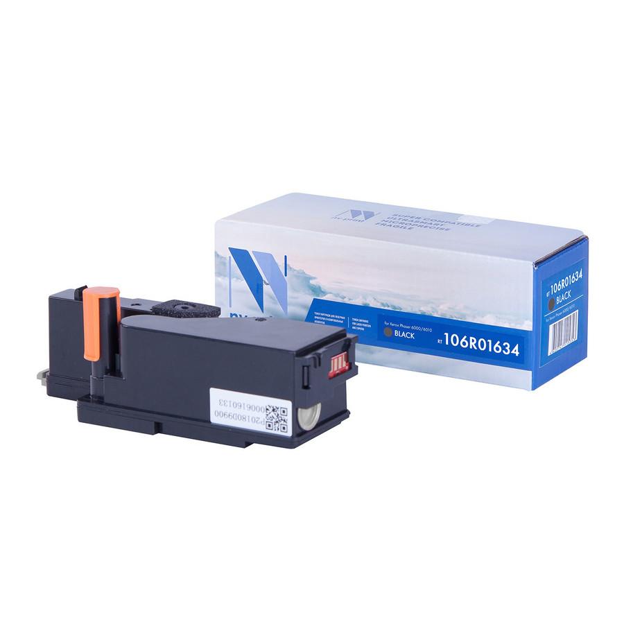 Картридж NV Print 106R01634 Black для Phaser 6000/6010