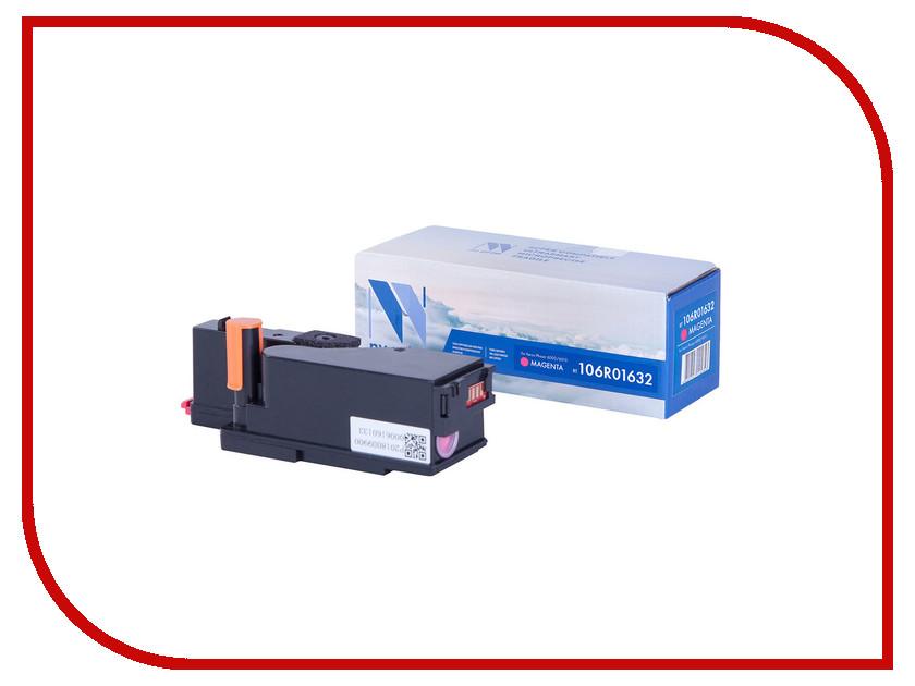 Картридж NV Print 106R01632 Magenta для Phaser 6000/6010<br>