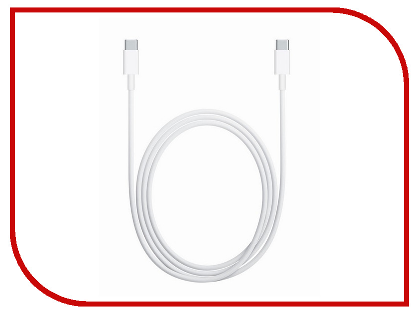 Аксессуар APPLE USB-C Charge Cable 2m MJWT2ZM/A<br>