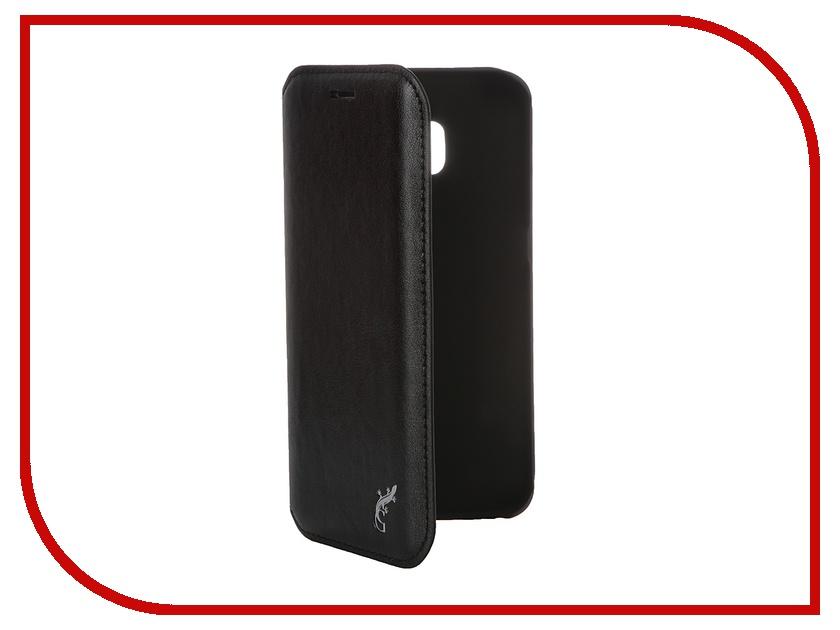 Аксессуар Чехол Samsung G925F Galaxy S6 Edge G-Case Slim Premium Black GG-615 samsung galaxy s6 edge sm g925f 64gb lte black