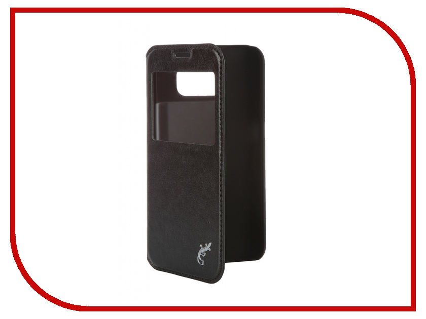 Аксессуар Чехол Samsung G920F Galaxy S6 G-Case Slim Premium Black GG-610 galaxy s6 в москве купить