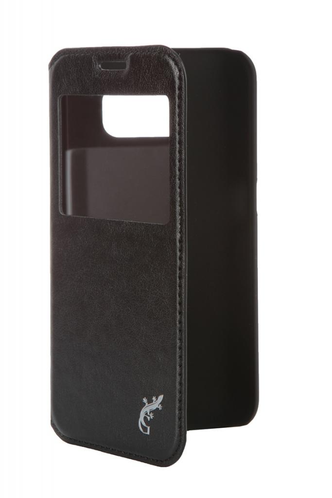 Аксессуар Чехол Samsung Galaxy S6 G-Case Slim Premium Black GG-610<br>