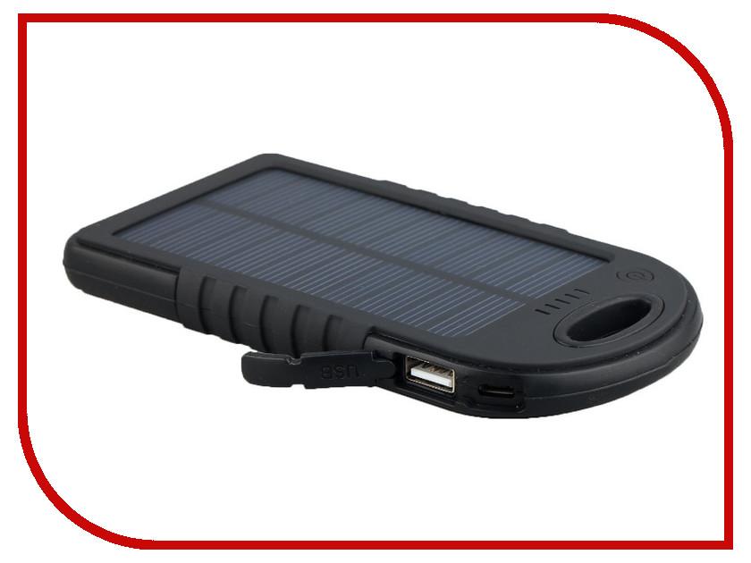 Аккумулятор GlobusGPS GL-PB2 5000mAh Black