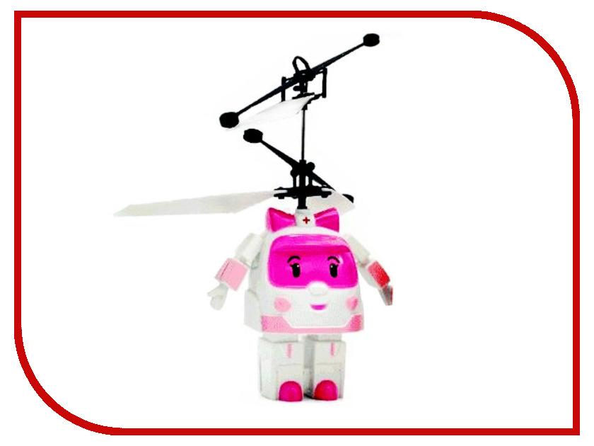 Радиоуправляемая игрушка Smart Toys Летающий трансформер Pink RC010P