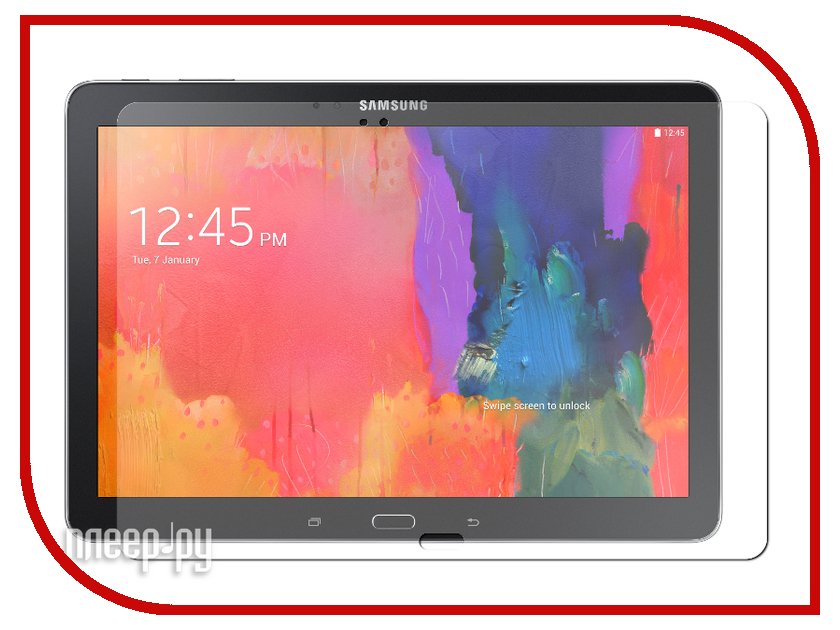 Аксессуар Защитная пленка Samsung Galaxy Tab Pro 10.1 Partner матовая