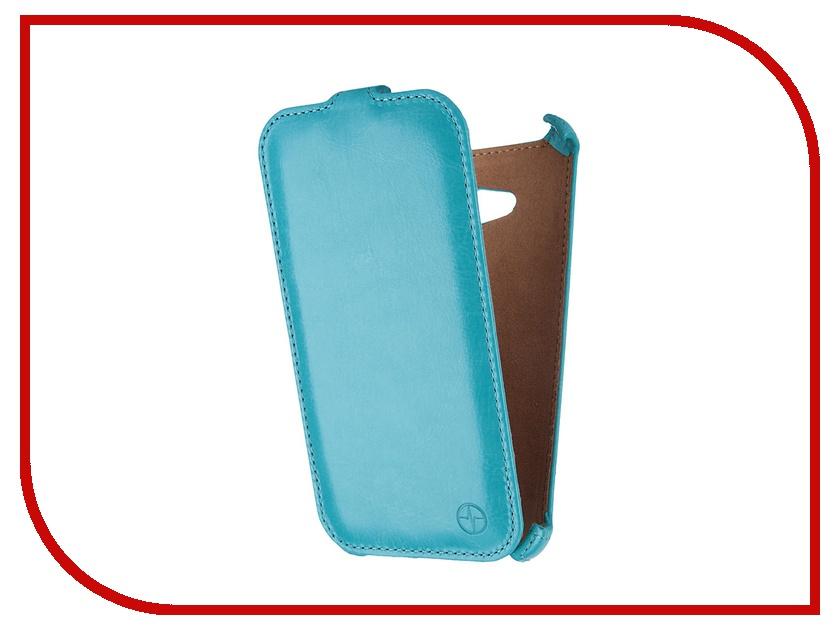 Аксессуар Чехол Microsoft Lumia 640 Pulsar Shellcase PSC0425 Blue<br>