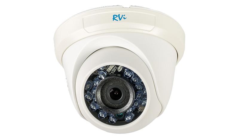 Аналоговая камера RVi-C321B 2.8mm