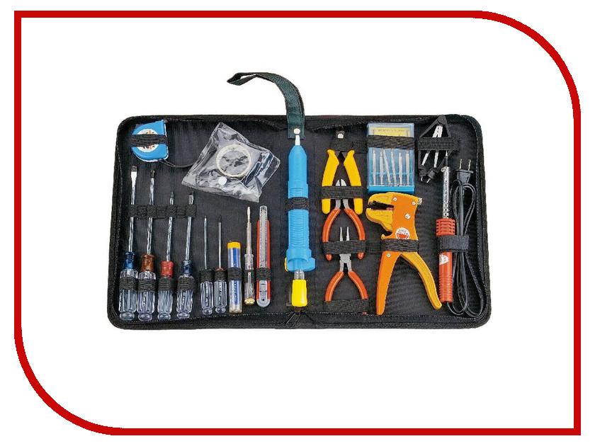 Набор инструмента Cablexpert TK-HOME-01  набор инструментов gembird cablexpert tk home 01 24 предмета
