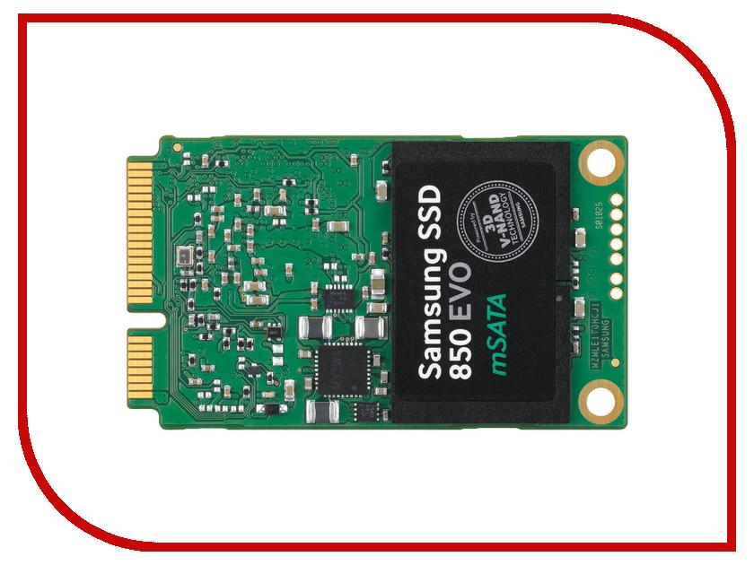 Жесткий диск 250Gb - Samsung S850 EVO MZ-M5E250BW samsung 850 pro mz 7ke512bw