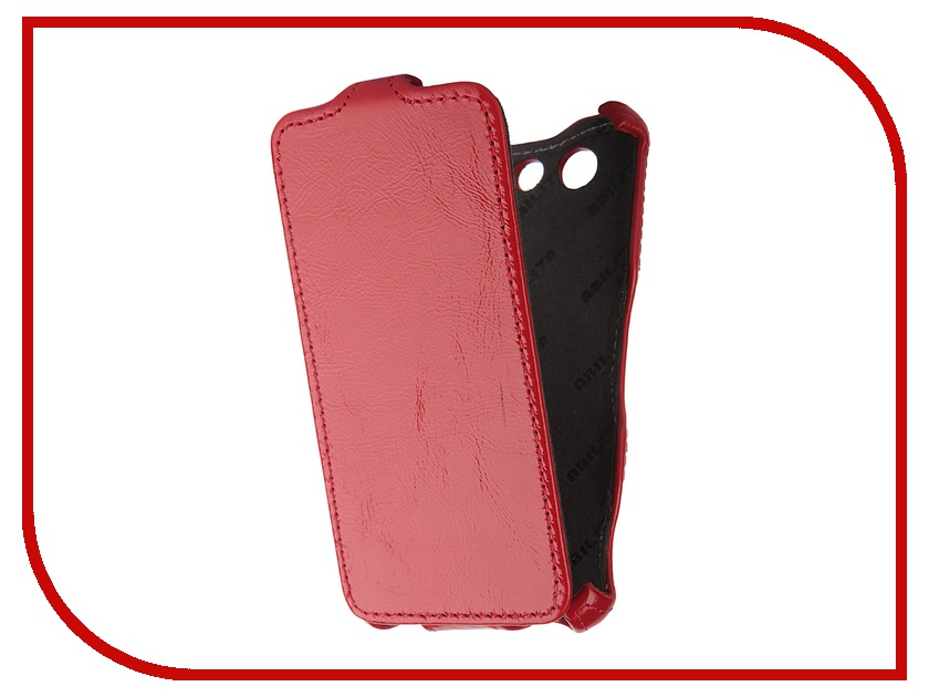 ��������� ����� Abilita for Sony Xperia Z3 Compact ������� Red Naplac ASXZ3COM