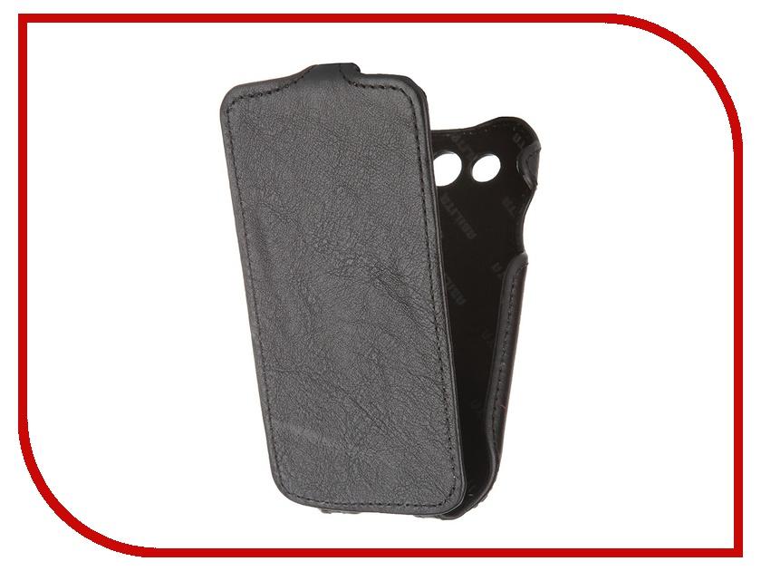 Аксессуар Чехол Abilita for Samsung I9300 Galaxy S3 кожаный Black ASAMS9300<br>