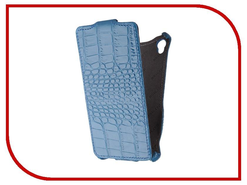 ��������� ����� Abilita for Sony Xperia Z3 D6603 ������� Blue Crocodile ASXZ3D6603