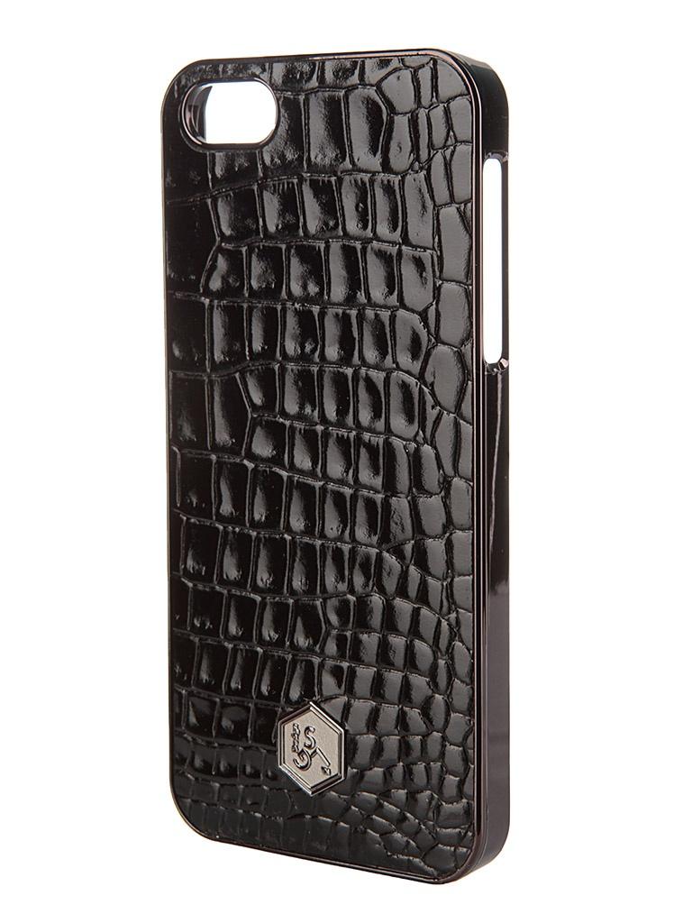 Чехол-накладка Gecko for Samsung Galaxy A5 A500F силиконовый Black