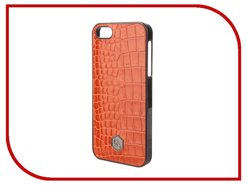 ��������� �����-�������� SLG D2 Mobile Series ��� iPhone 5 / 5S Orange