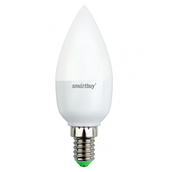 Лампочка Smartbuy C37 E14 7W 160-240V 4000K 550Lm Cold Light SBL-C37-07-40K-E14
